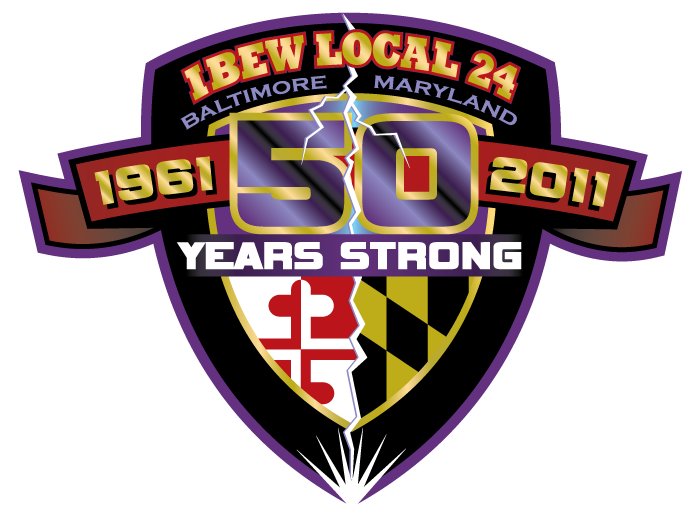 IBEW Local 24 50th Anniversary Celebration