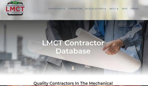 LMCT website