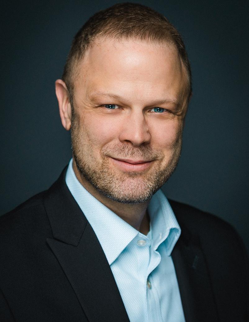 Image of BMA Media Group President Jerrod Borkey