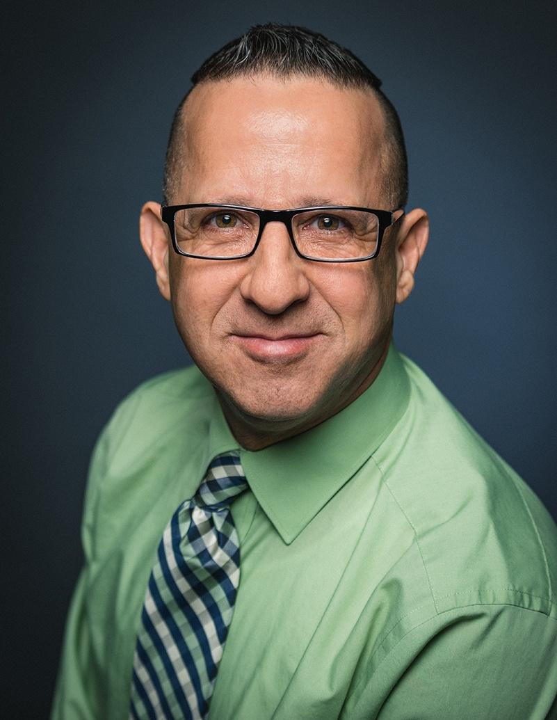Image of BMA Media Group Operations Manager David Maffei