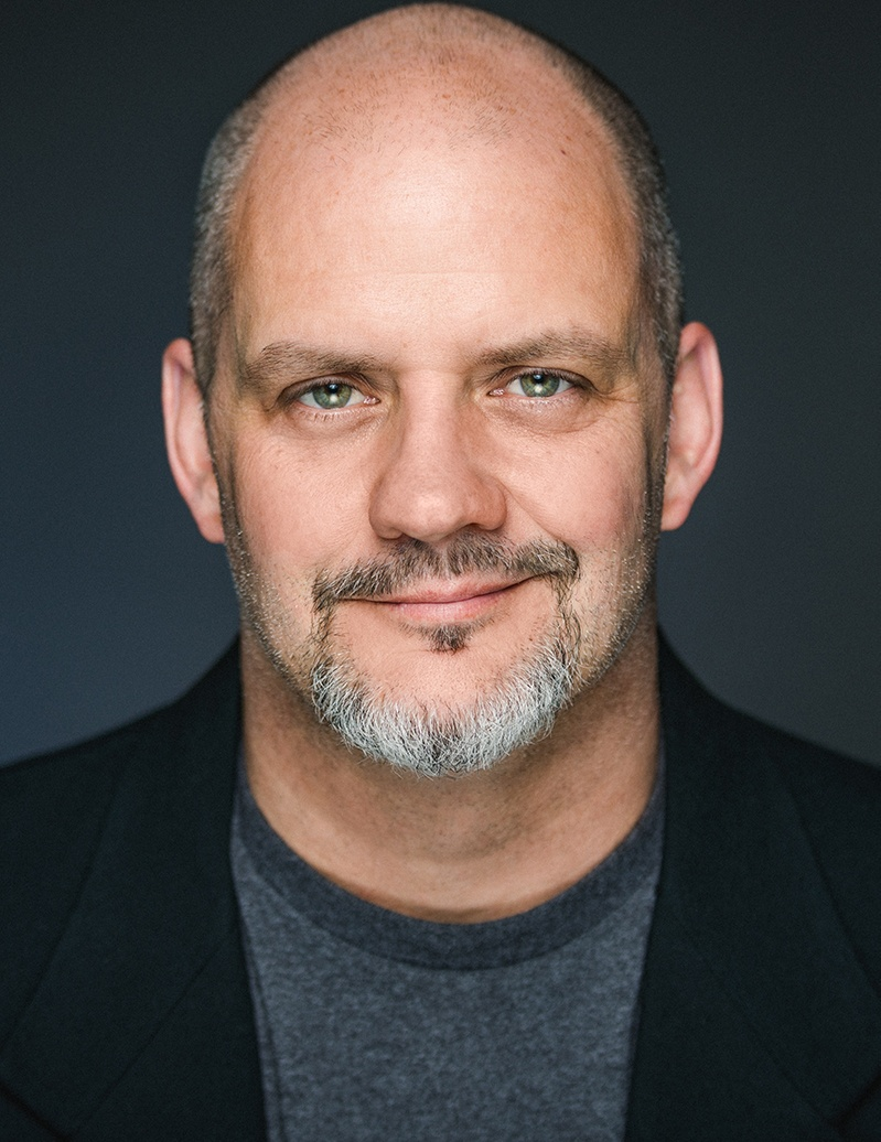 Image of BMA Media Vice President / Production Manger Raymond J. Liptak