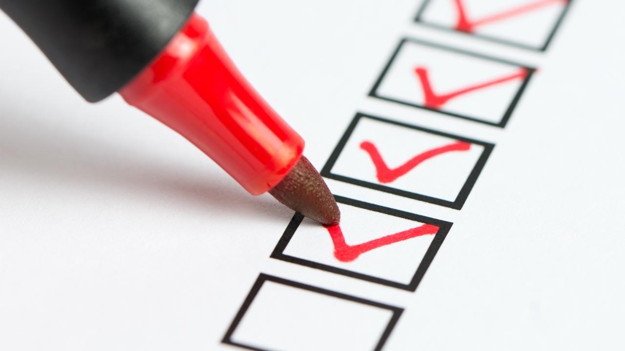 labor marketing checklist