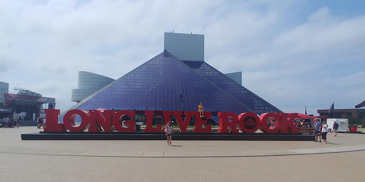 Rock Hall - IBEW Local 38 - Union Events
